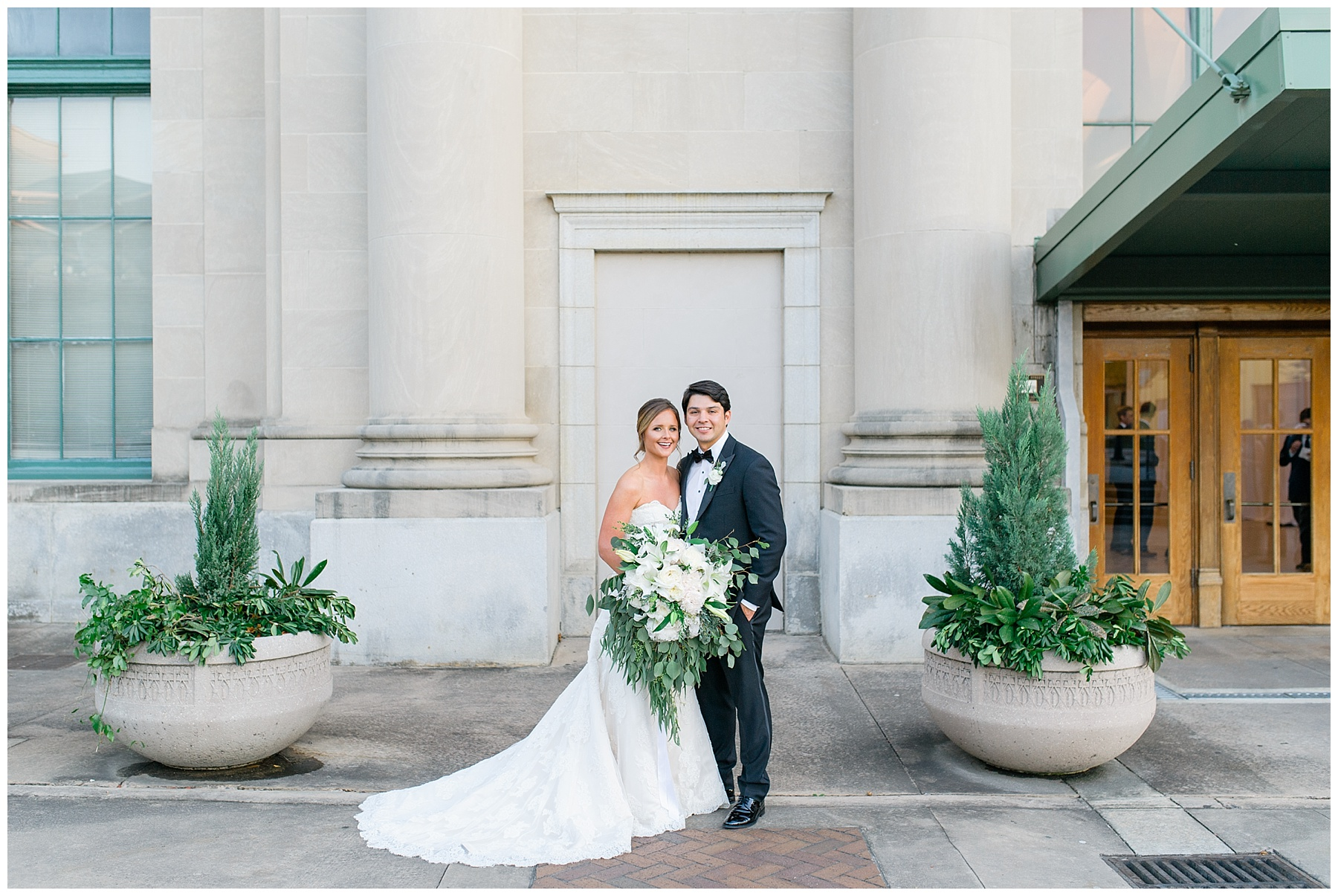 Macon Terminal Station Wedding