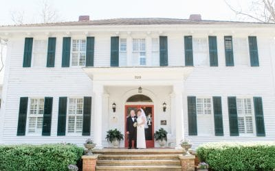 The Grand Magnolia House Wedding | Erica & JayDee