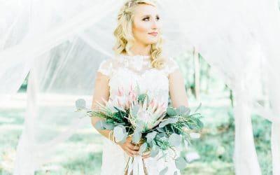 Adam's Acres Riverside Wedding Venue | Intimate Wedding Inspiration