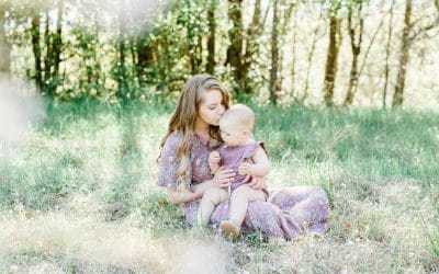Lilah Grey | One Year Photo Shoot