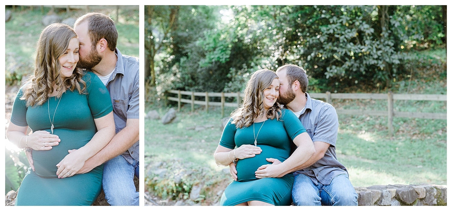 Maternity Session at Jackson Springs Park