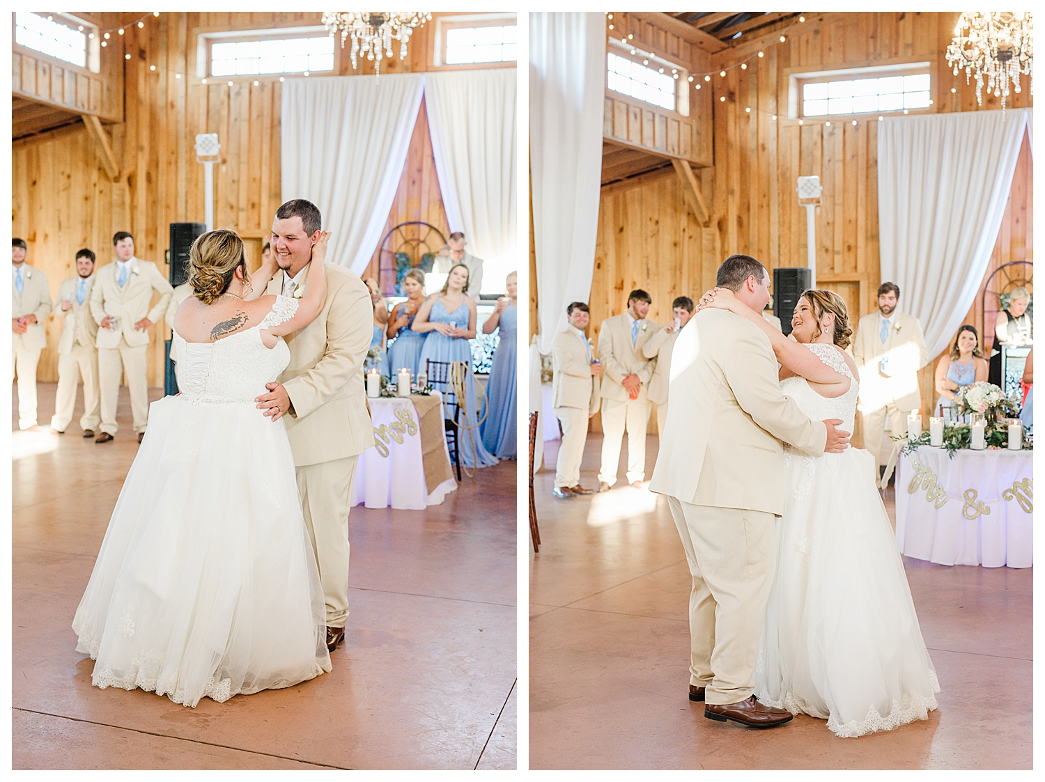 Twin Oaks Farm Barn Wedding