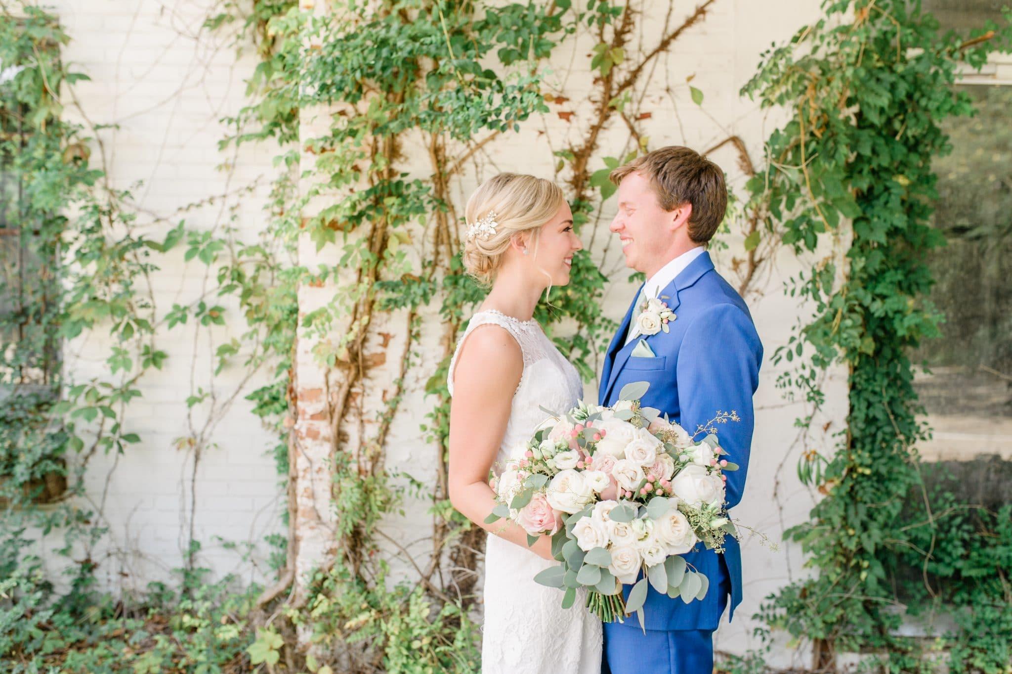 Macon Georgia Wedding Venue- New City Weddings | Sara & Robert