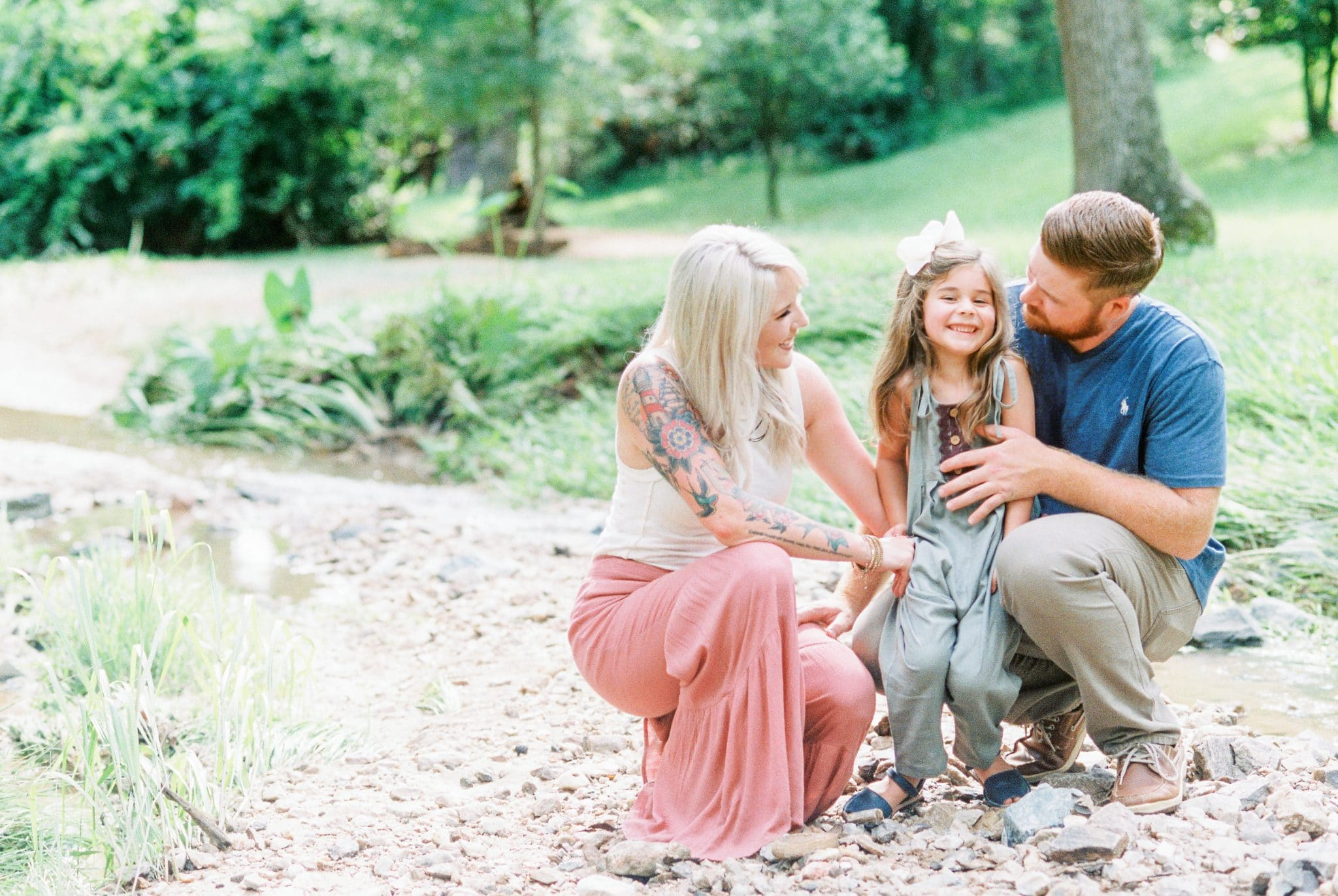 Jackson Springs Park Family Session | The Googe Family