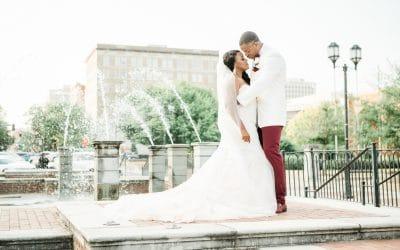 Macon, Georgia Wedding at Macon Terminal Station | The Chatfields