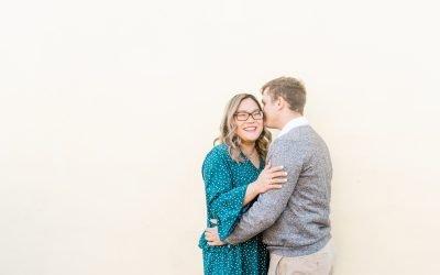 Engagement Session in Marietta Square | Atlanta, Georgia Wedding Photographer