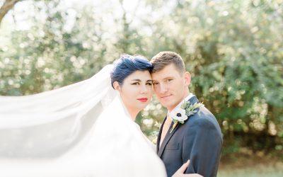 Codi & Joe | Starry Night Wedding at The Grand Magnolia House | Perry Wedding Photographer