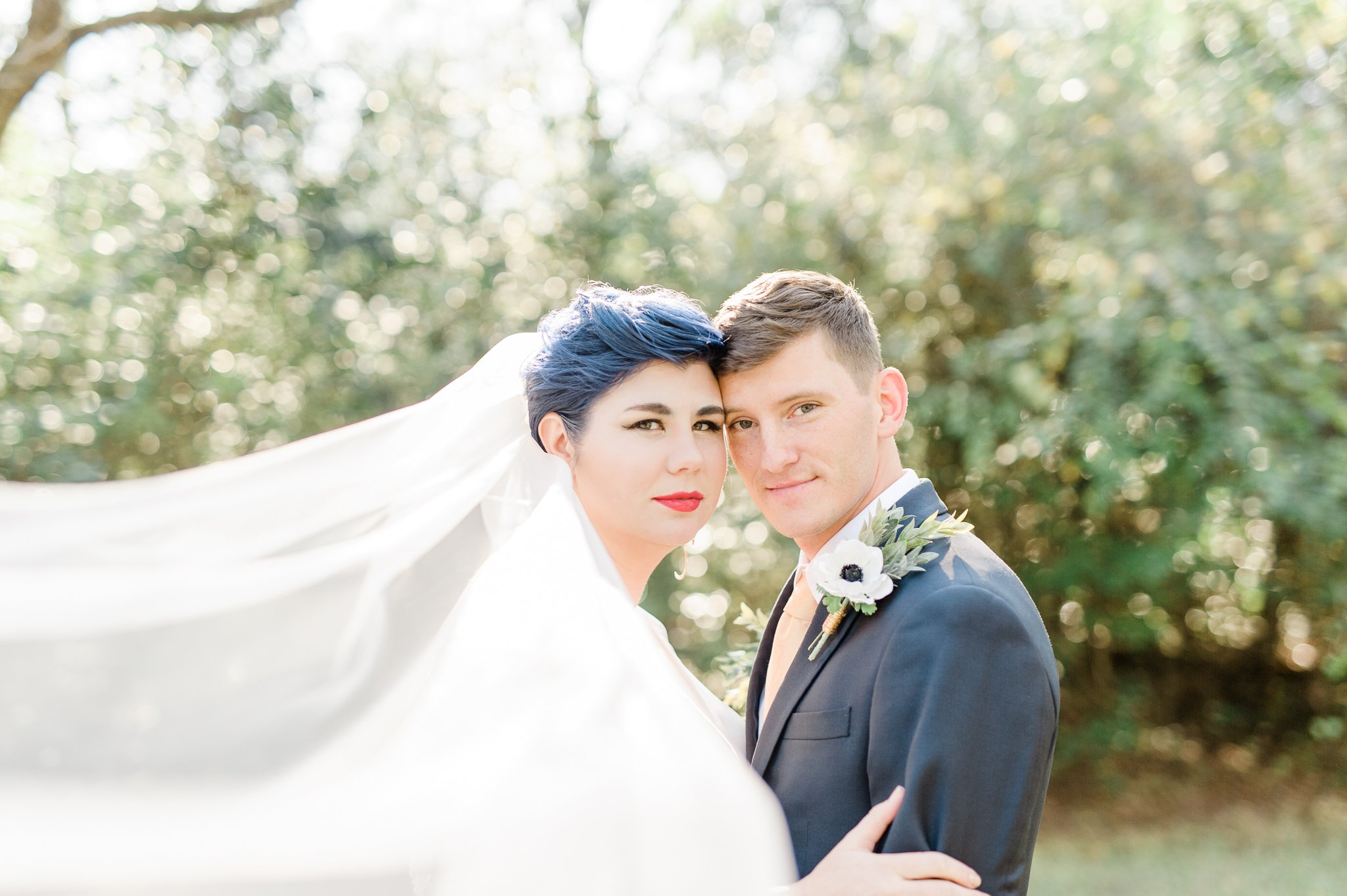 winter wedding at the grand magnolia house