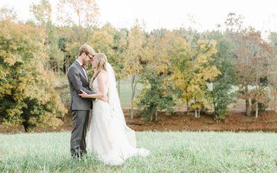 Jordan & Colt | An Intimate Woodland Wedding | Atlanta Wedding Photographer