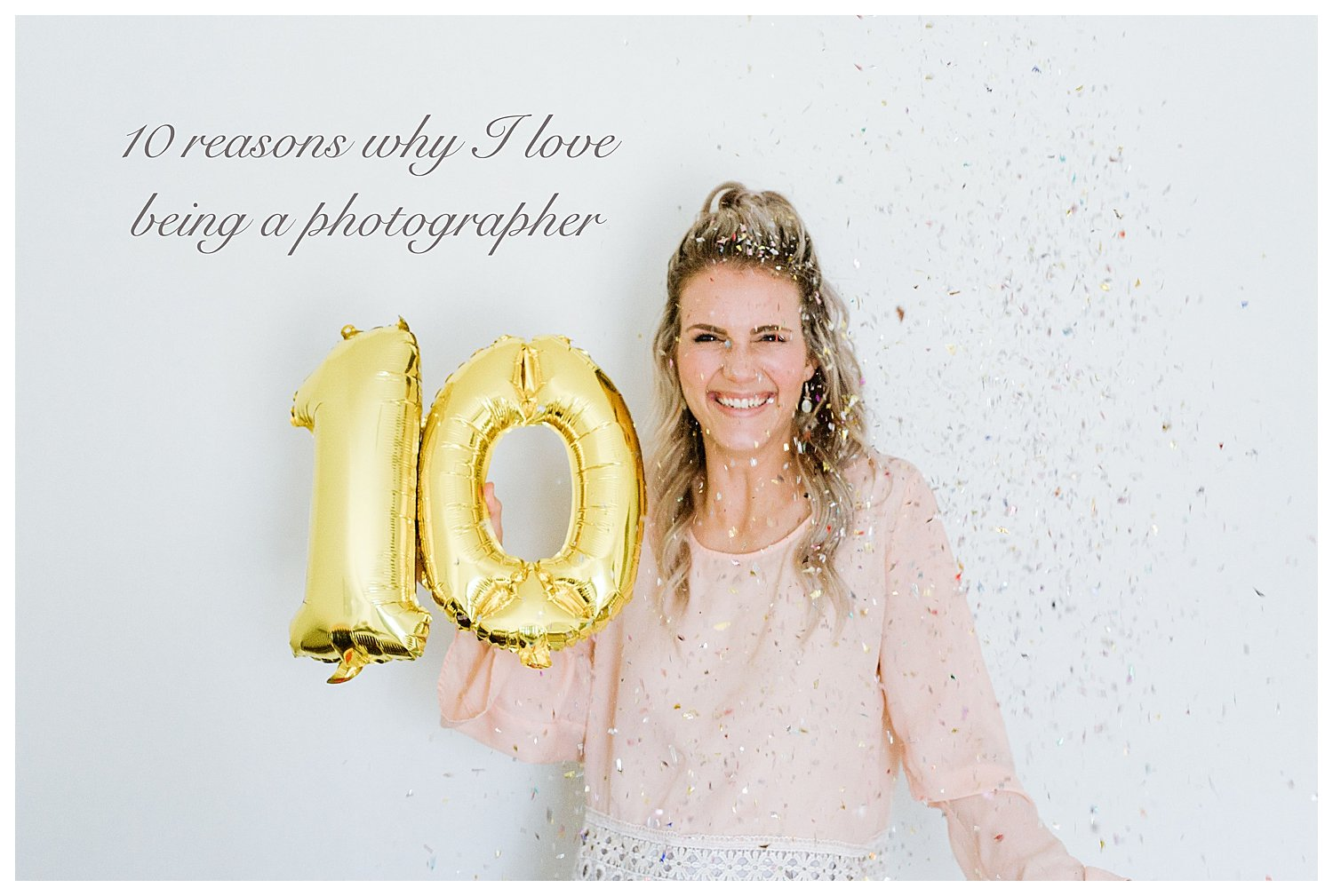 10 Reasons Why I Love Being a Wedding Photographer