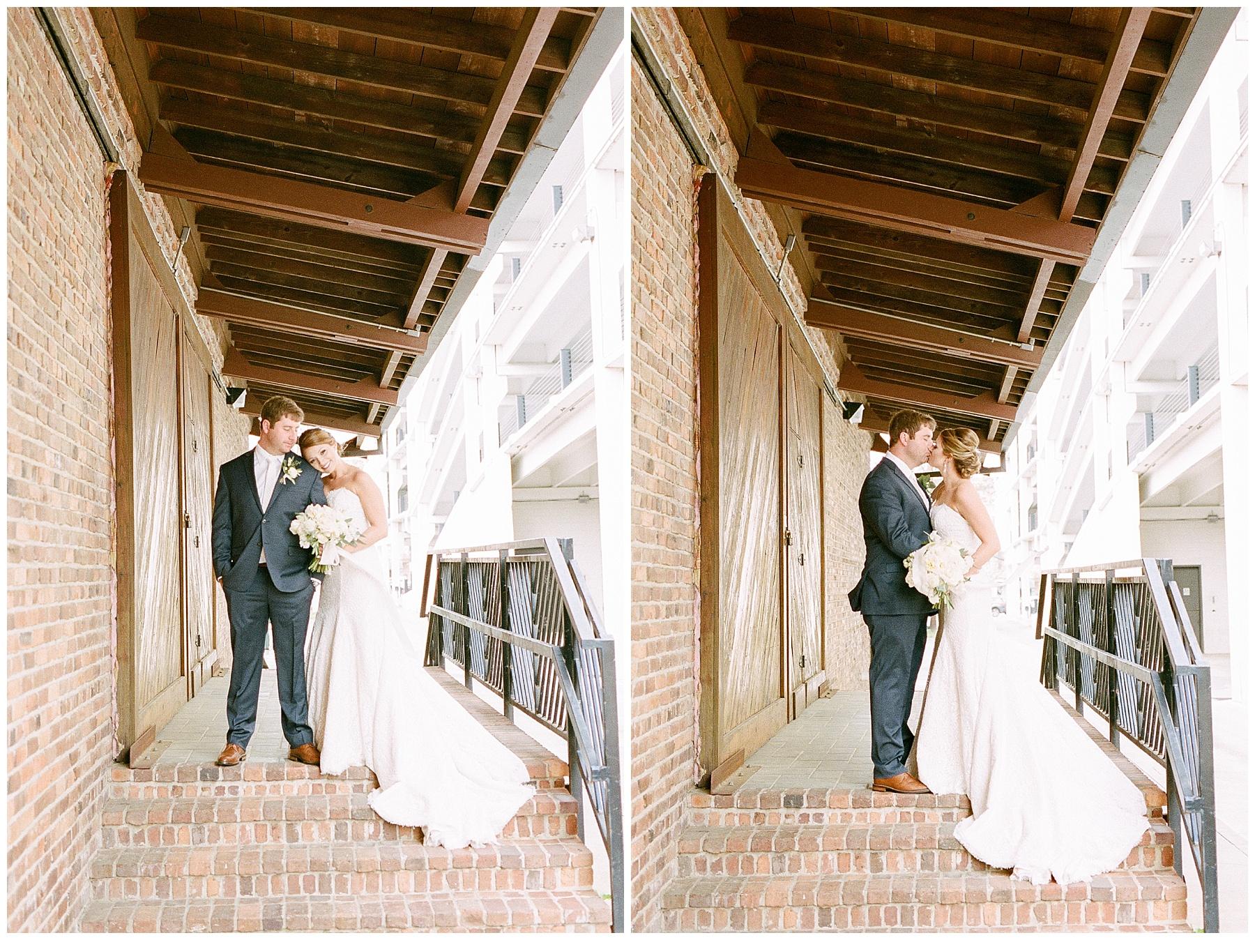 Wedding at The Blacksmith Shop in Macon, GA