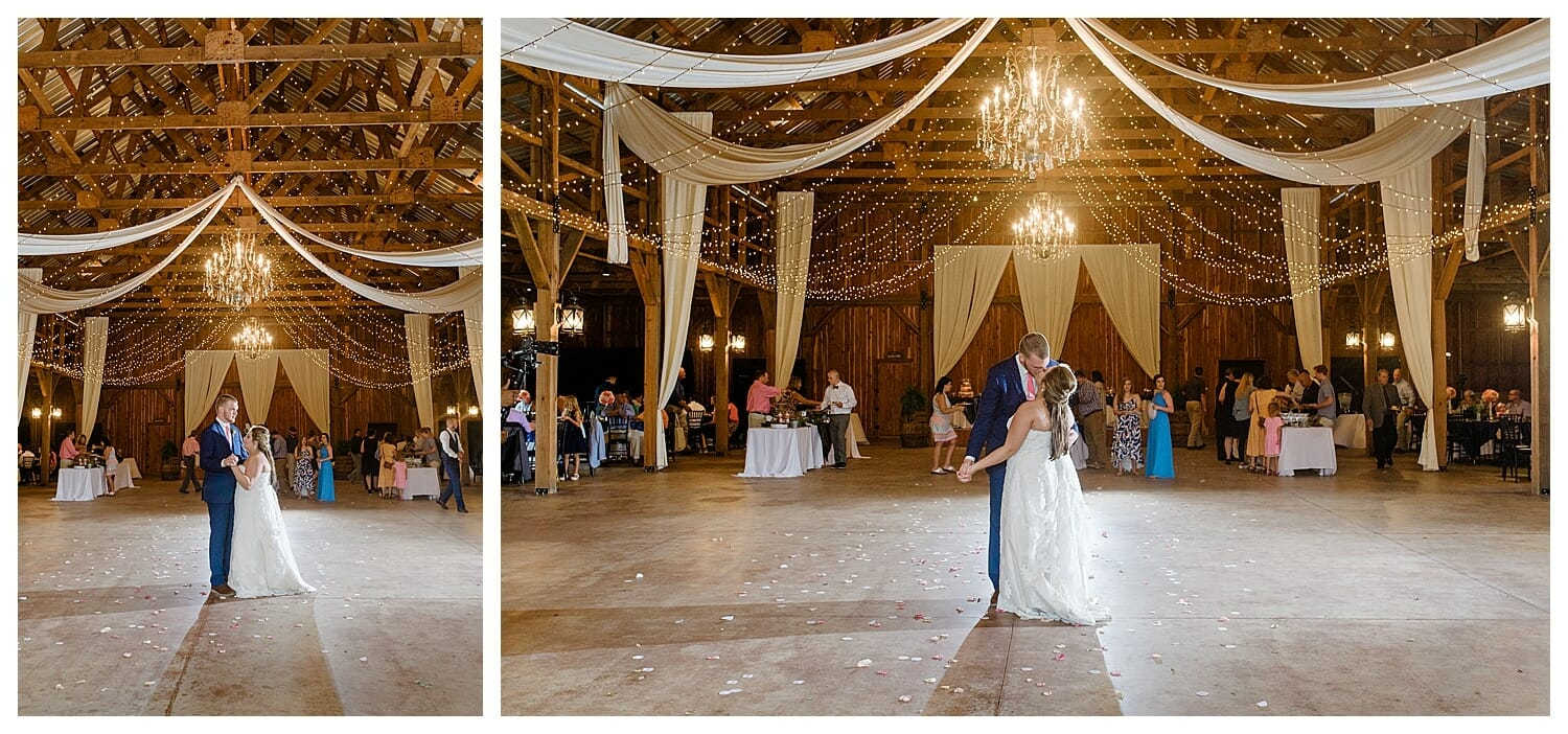 Summer Wedding at Southern Bridle Farms