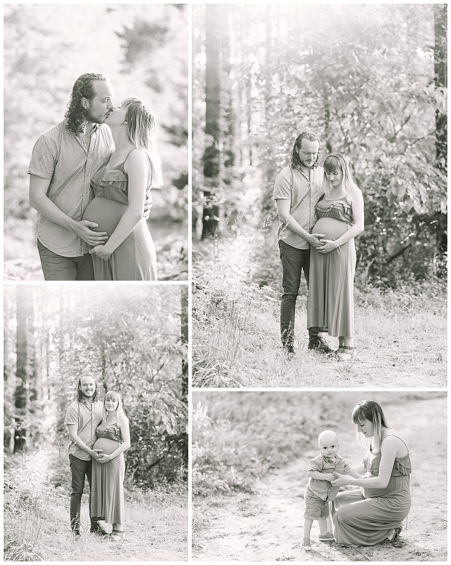 Maternity Session at Amerson River Park