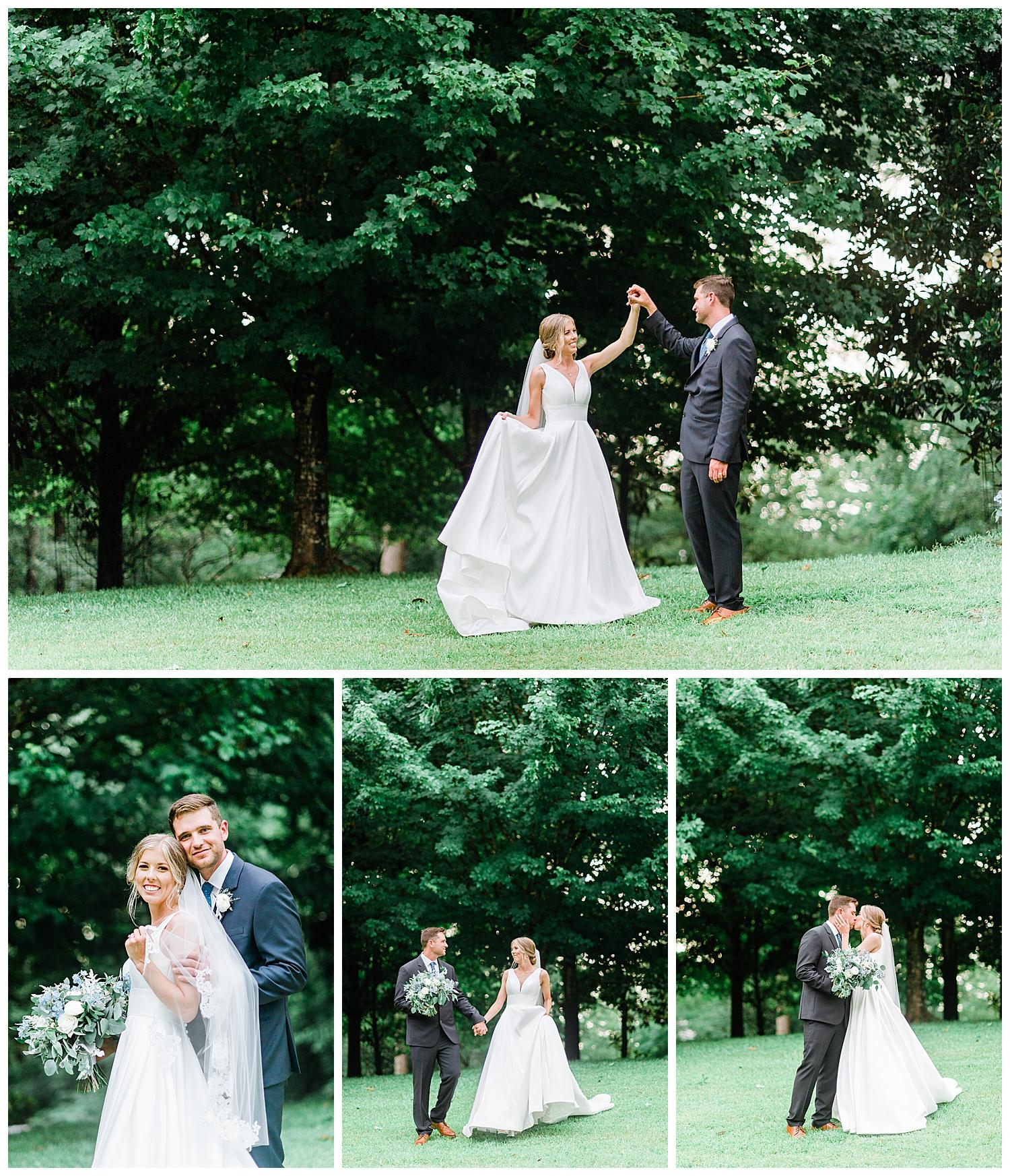 Romantic Wedding at Lake Lanier