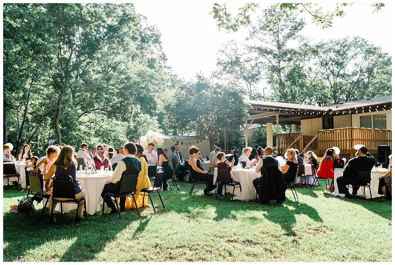 Wedding at Washington Park in Macon, GA