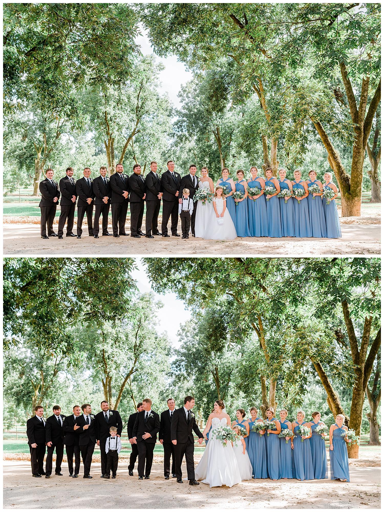 Elegant Wedding at Southern Bridle Farms