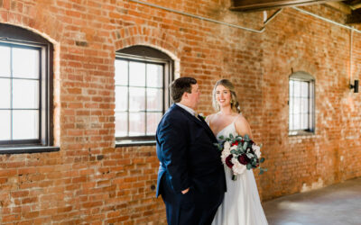 Downtown Macon Wedding at Fall Line Station | C. Hope Photography