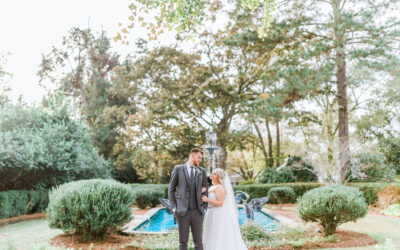 Boho Wedding at The Retreat of Southern Bridle Farms | Perry Photographer
