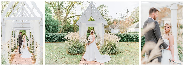 Boho Wedding at The Retreat at Southern Bridle Farms