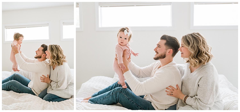 Lifestyle Family Photo Shoot