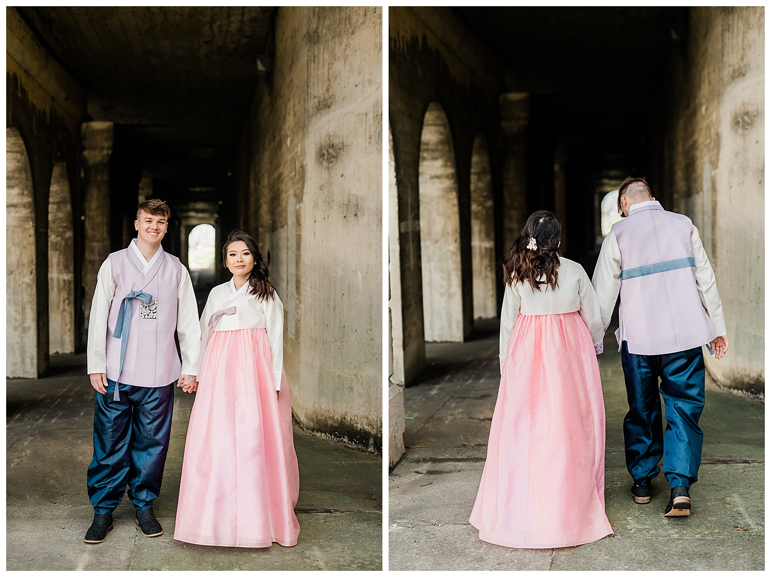 Light and Airy Engagement Session